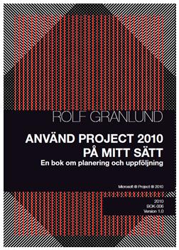 Använd Project 2010 Framsidan Mini